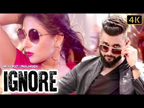 IGNORE - Full Video || MR. RAJPOOT || Panj-aab Records || Latest Punjabi Song 2016