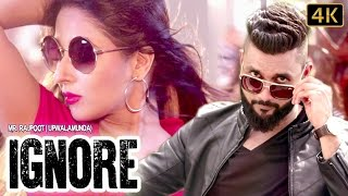 IGNORE Full || MR. RAJPOOT || Panj aab Records || Latest Punjabi Song 2016
