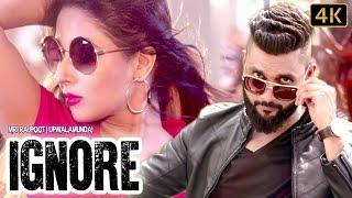 IGNORE Full || MR. RAJPOOT || Panj aab Records || Latest Punjabi Song 2016