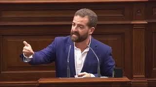 Juan Márquez (Podemos) sobre la modificación de ley de radio y television públicas