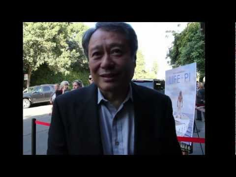 Director Ang Lee 'Life of Pi' - Exclusive Interview