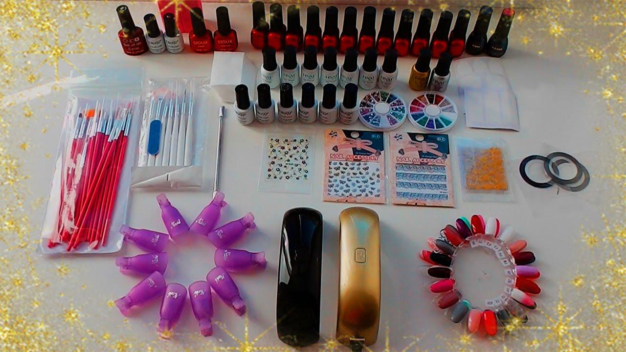 ДУБРОВКА! Где можно купить материалы для ногтей дешево!!! - YouTube