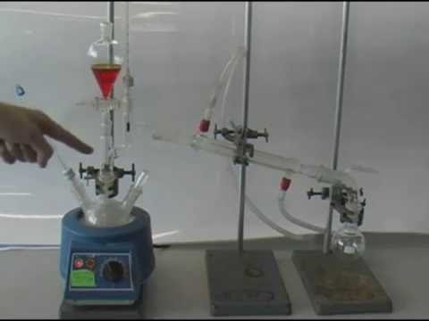 Carrying Out A Volatile Product Distillation