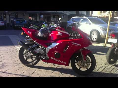 1999 Honda CBR250RR FireBlade Tyga Fairings