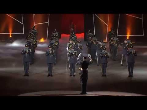 Military Tattoo 2011(FIMMQ)   Rus. Can .United Kingdom.