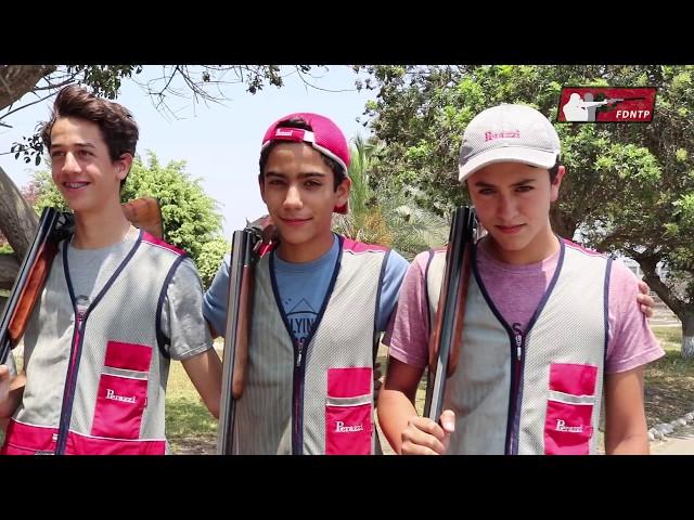 Conoce a la selección de fosa olímpica junior  de Perú