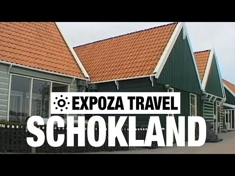 Schokland (The Netherlands) Vacation Travel Video Guide