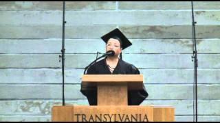Tammie Williams, Transylvania University presidential inauguration
