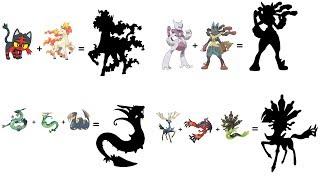 pokemon fusion requests 103 greninja charizard mega charizard x