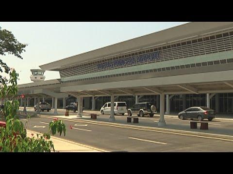 Bagong terminal ng eroplano sa Palawan, bukas na