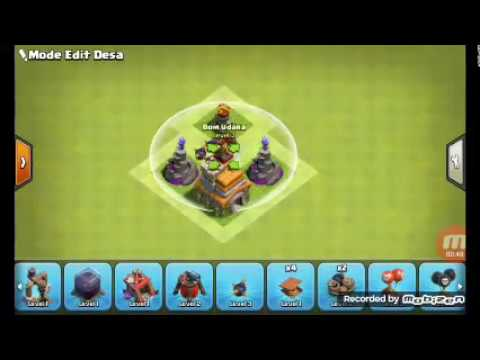 Base Coc Th 7 Terkuat Di Dunia Youtube