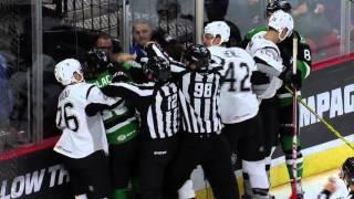 11/15 Highlights: Rampage vs. Stars