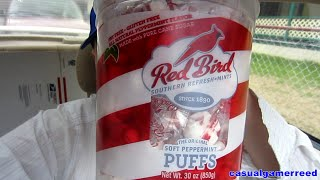 Reed Reviews Red Bird Soft Peppermint Puffs