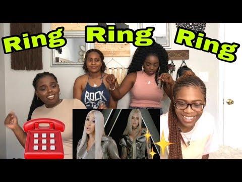 """Cardi B ft Kehlani """"Ring"""" REACTION"""