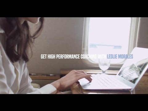 Leslie Morales Certified High Performance Coach
