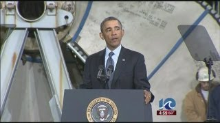 Pres. Obama to Newport News Shipbuilding: Cuts painful, arbitrary