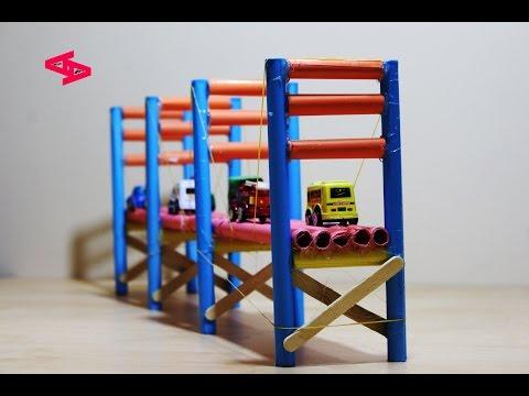 how to make hydraulic bridge