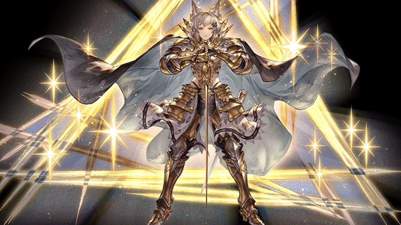 グラブル 黄金 の 騎士