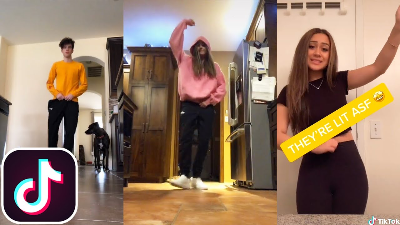 A TikTok Dance Has Made The Jump To An Actual Music Video