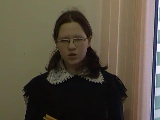 Изображение предпросмотра прочтения – «Школа Тюли» читают произведение «Ларчик» И.А.Крылова