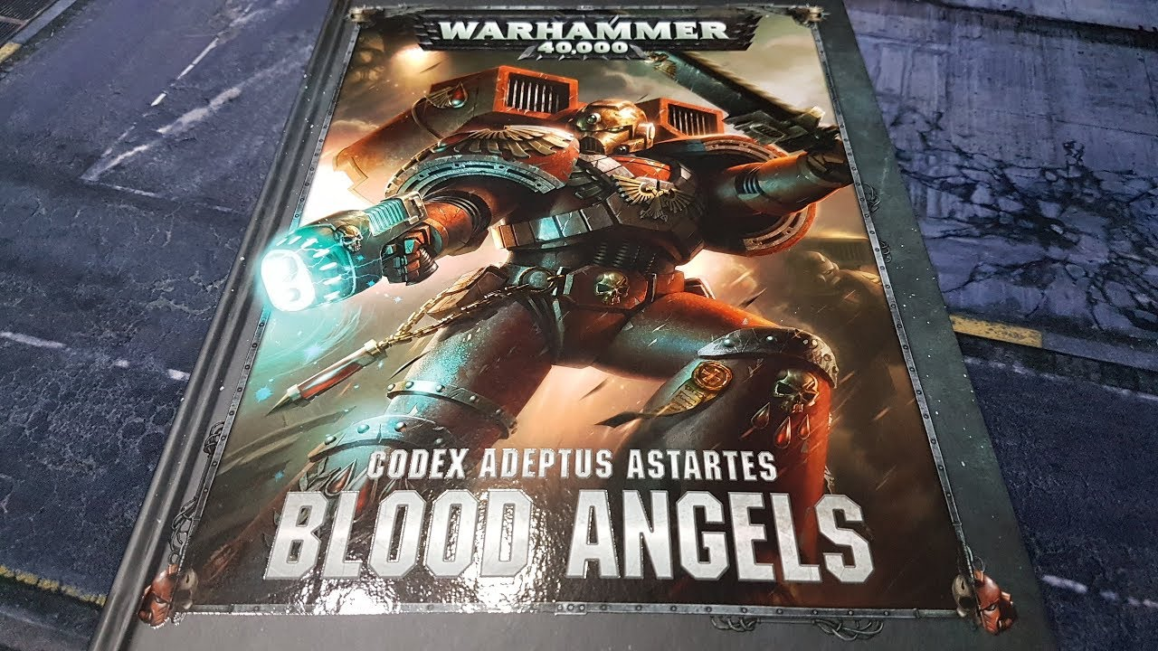 Warhammer 40k Dark Angels Codex Pdf