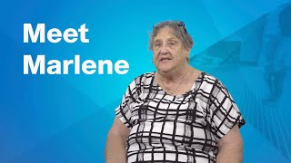 Meet Marlene | Shaping Connections
