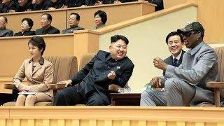 Dennis Rodman in Nordkorea (Dokumentation deutsch)