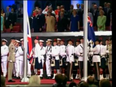 Hong Kong 1997 handover ceremony (Transfer of Sovereignty)