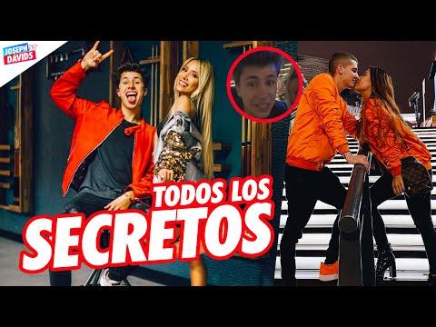 Los Secretos de Me sigues queriendo Video Oficial - Luisa Fernanda w cuenta algo Increíble