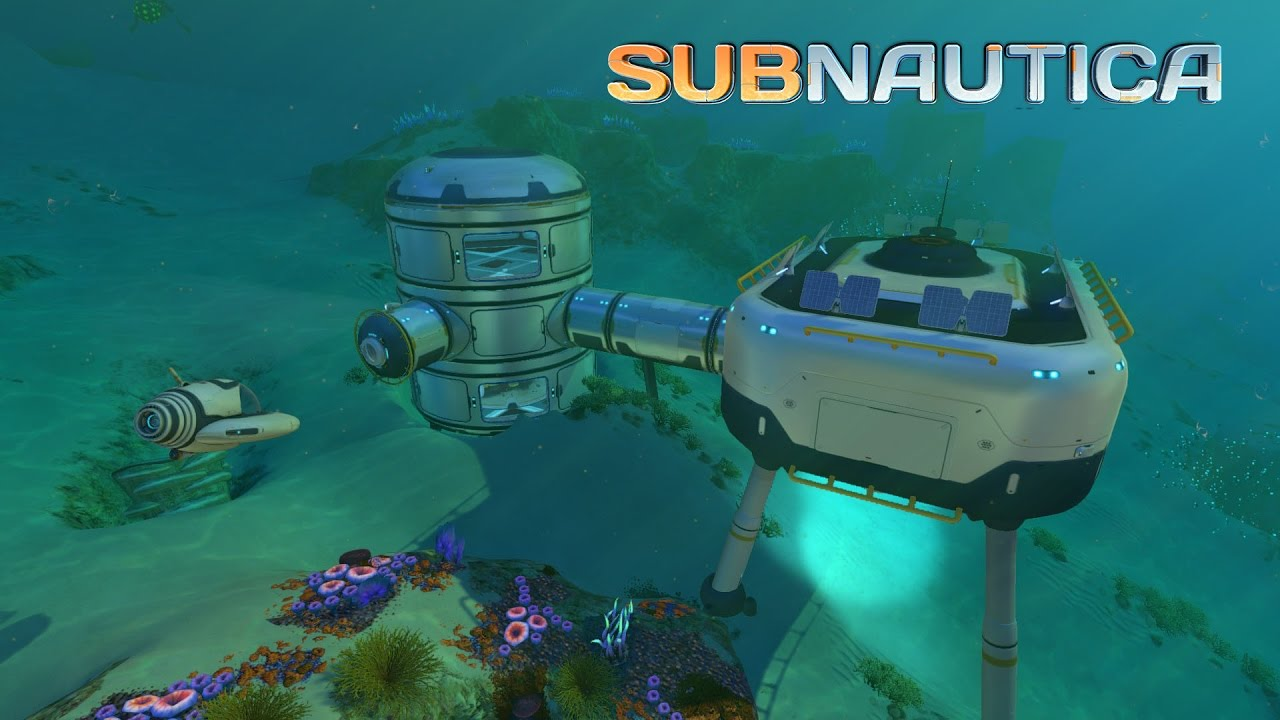 mi base piscina lunar subnautica gameplay espa ol 4