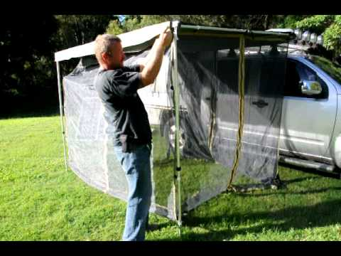 Aussie Outdoor Direct Set Up Of Mosquito Net Youtube