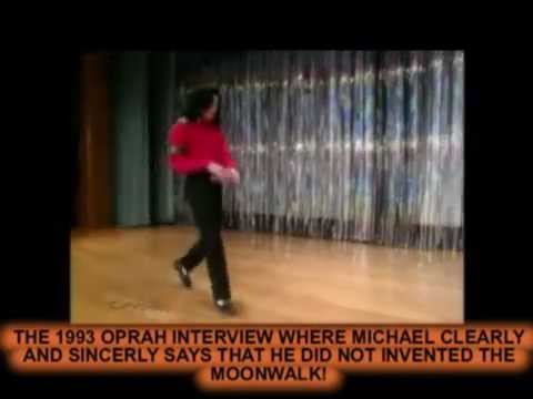 PROOF THAT MICHAEL JACKSON DIDN'T STEAL THE MOONWALK!HE NEVER SAID THAT HE INVENTED IT!