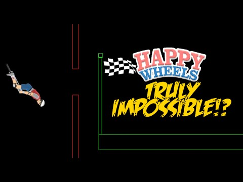 Truly Impossible Level Happy Wheels Madness Youtube