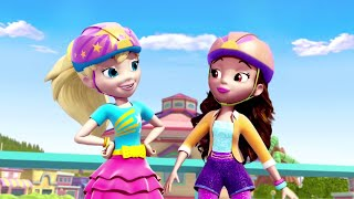 Polly Pocket - Wishing Well | Cartoons for Children | Girl Cartoons | Kids TV Shows Full Episodes