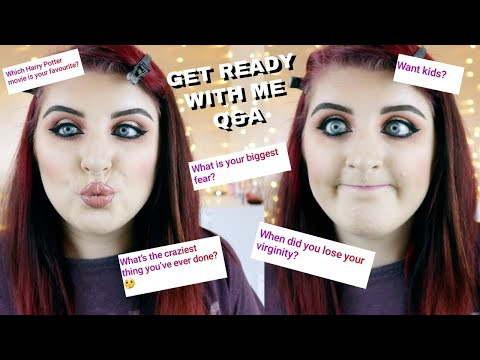 ANSWERING YOUR QUESTIONS| CHATTY GRWM thumbnail