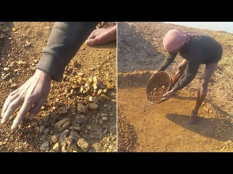 Illegal mining eating into Panna, India's only diamond producing region