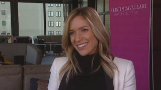 Kristin Cavallari Talks to Heidi Montag