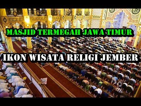 wisata-religi-jember---masjid-roudhotul-muchlisin