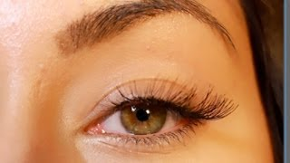 ♡HOW TO: PERMANENT EYELASH EXTENSIONS TUTORIAL♡