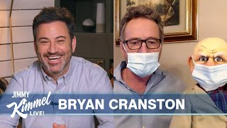 Bryan Cranston on Playing a Judge & New Ventriloquism Act