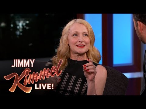 "Patricia Clarkson Always Calls Ben Kingsley ""Sir"""
