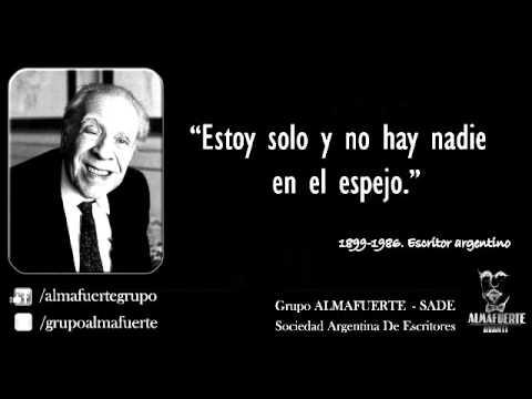 Frases De Jorge Luis Borges Frases Celebres Motivadoras Famosas