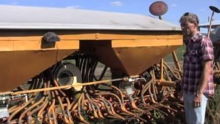 Посевная техника фермерского хозяйства Урожайное