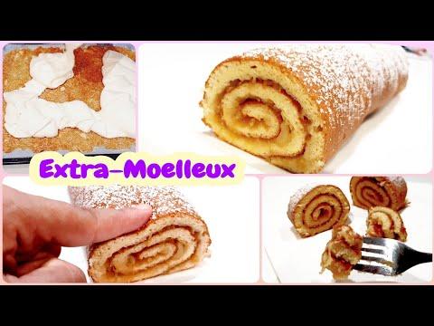 roulé-aux-pommes-ultra-moelleux-et-déliiiicieux-🍎[-easy-and-delicious-apple-cake-roll-recipe-]