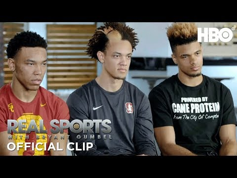 The St. Brown Master Plan | Real Sports w/ Bryant Gumbel | HBO