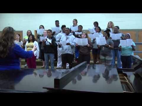 Darton State College Choir Rehearsal Song