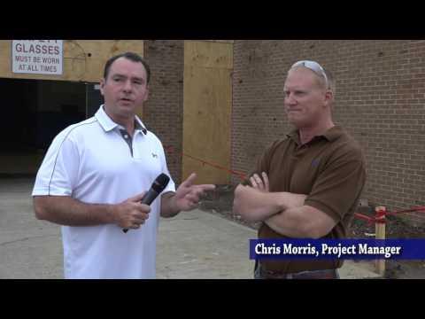 West Laurens Middle School 2016 Renovations