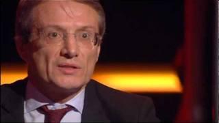 L'editoriale di Gianni Dragoni: Unicredit e Ligresti - Servizio Pubblico - Puntata 3