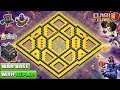 New Best TH9 War Base 2018 With REPLAY   TH9 Base Anti LAVALOON 2018   Clash Of Clans 2018