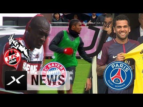 Anthony Modeste nach China, Douglas Costa zu Juventus Turin | Transfer-News